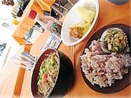 石垣島のランチ