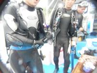 少人数制ダイビング